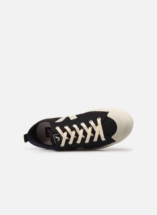 Trainers Veja Nova Black view from the left