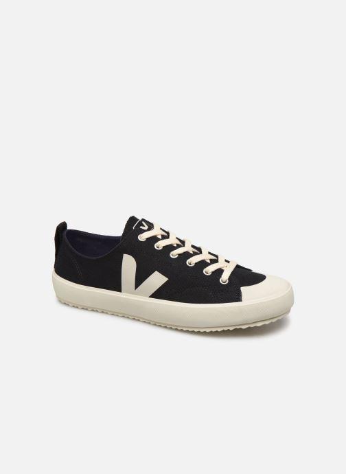Sneakers Veja Nova Zwart detail