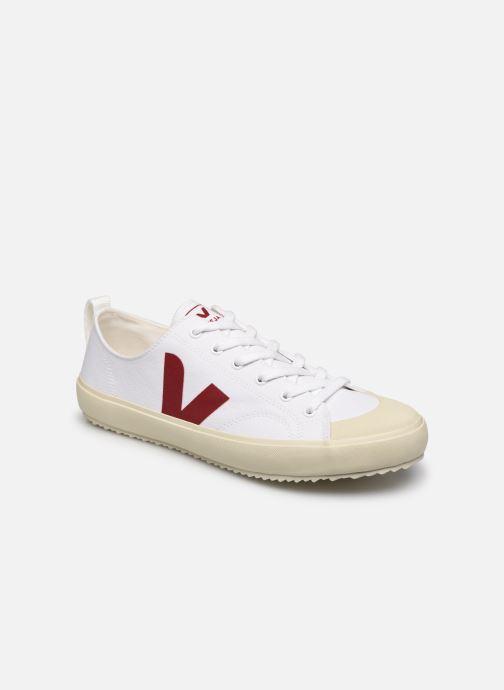Sneaker Veja Nova weiß detaillierte ansicht/modell