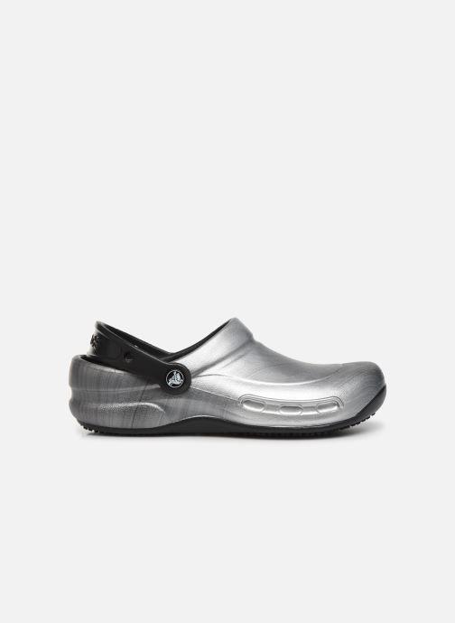 Clogs & Pantoletten Crocs BistroGrphicClg W grau ansicht von hinten