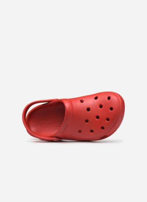 Mules & clogs Crocs Crocs Coast Clog W Red view from the left