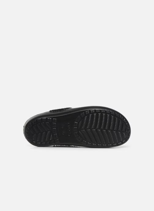 Wedges Crocs SlnDiamntClgW Zwart boven
