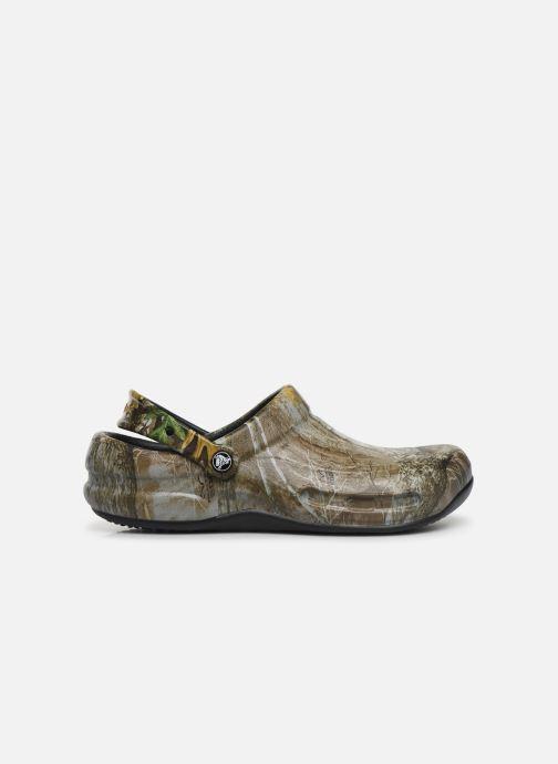 Sandales et nu-pieds Crocs BistroRTEdgeClg Marron vue derrière