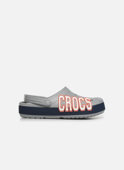 Clogs & Pantoletten Crocs CrocbandLgClg W grau ansicht von hinten
