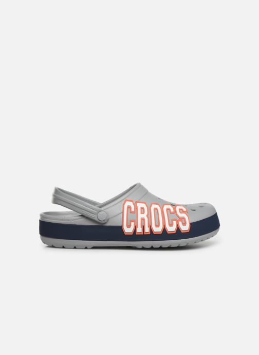 Sandalen Crocs CrocbandLgClg grau ansicht von hinten