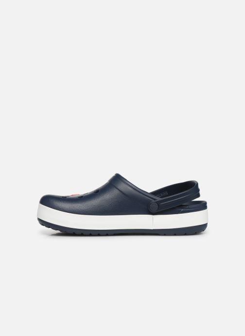 Sandalen Crocs CrocbandLgClg blau ansicht von vorne