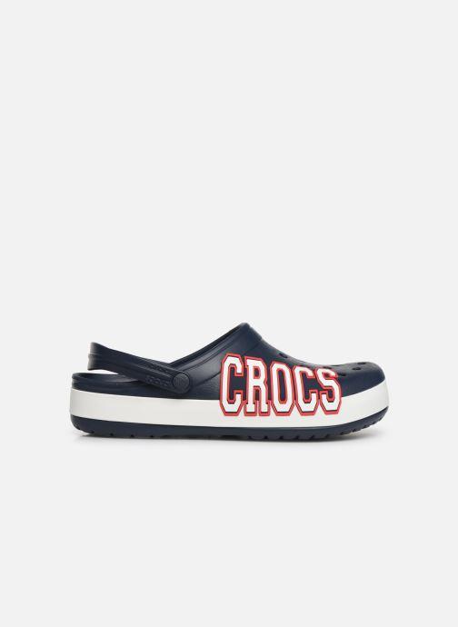 Sandals Crocs CrocbandLgClg Blue back view