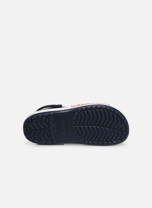 Sandalen Crocs CrocbandLgClg blau ansicht von oben
