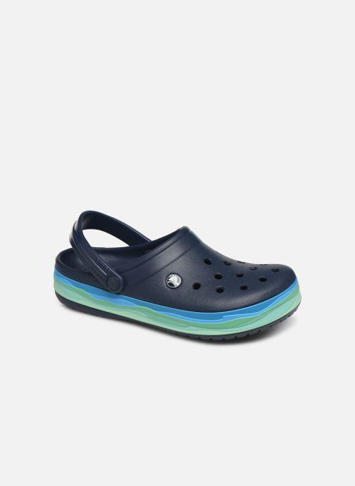 crocs skor online, Crocs classic lined clog träskor blå