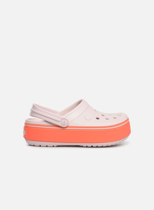 Sandalen Crocs CBPltfrmClgGS Roze achterkant