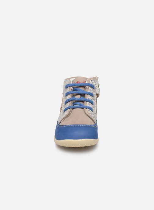 Boots en enkellaarsjes Kickers Biboy Grijs model