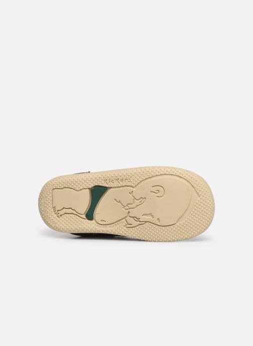 Boots en enkellaarsjes Kickers Biboy Rood boven