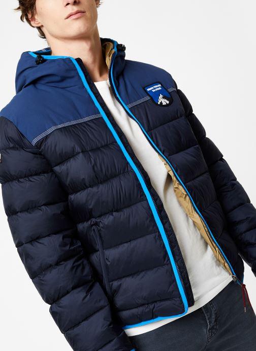 Vêtements Napapijri Aric Bleu vue détail/paire