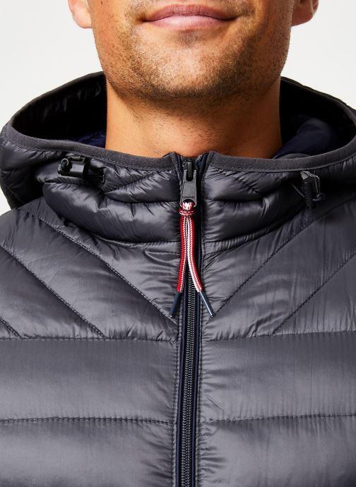 Vêtements Napapijri Aerons Hood Gris vue face