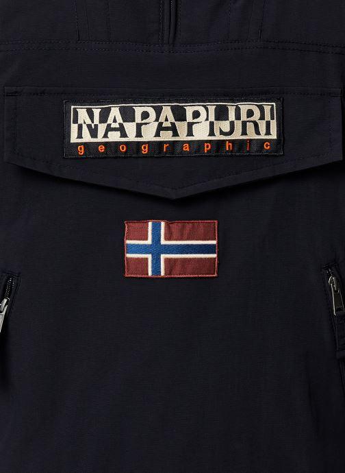 Vêtements Napapijri Rainforest Pocket M Noir vue face