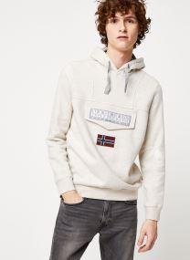 Sweatshirt hoodie - Burgee