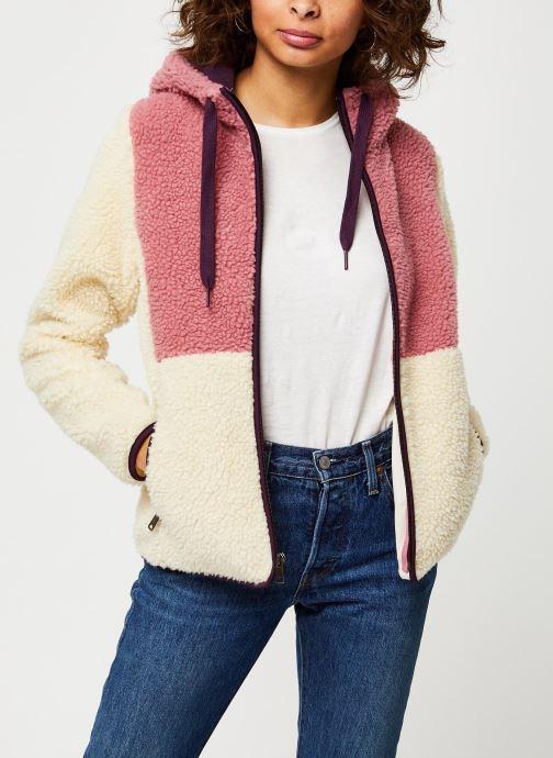 Vêtements Napapijri Teana Rose vue détail/paire