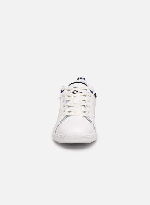 Baskets Vespa Festival W C Blanc vue portées chaussures