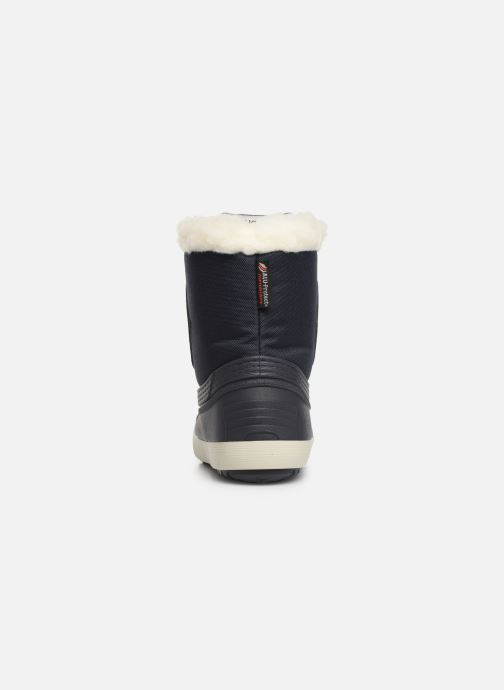 Boots & wellies Aigle Nervei Baby Blue view from the right