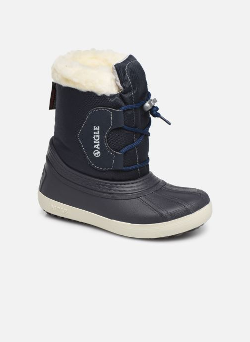 Boots & wellies Aigle Nervei Baby Blue detailed view/ Pair view