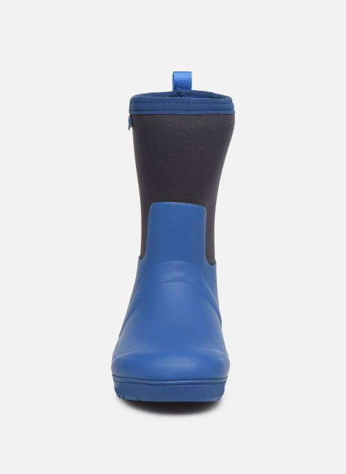 Boots & wellies Aigle Woody Cross Blue model view