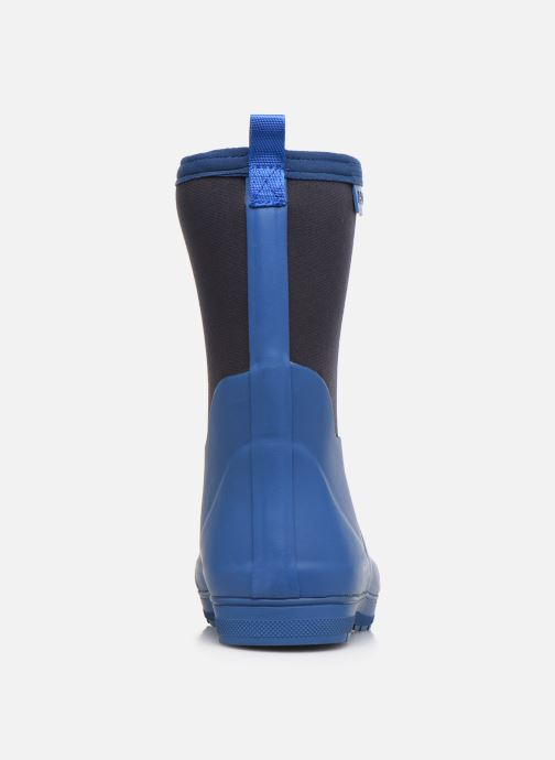 Boots & wellies Aigle Woody Cross Blue view from the right