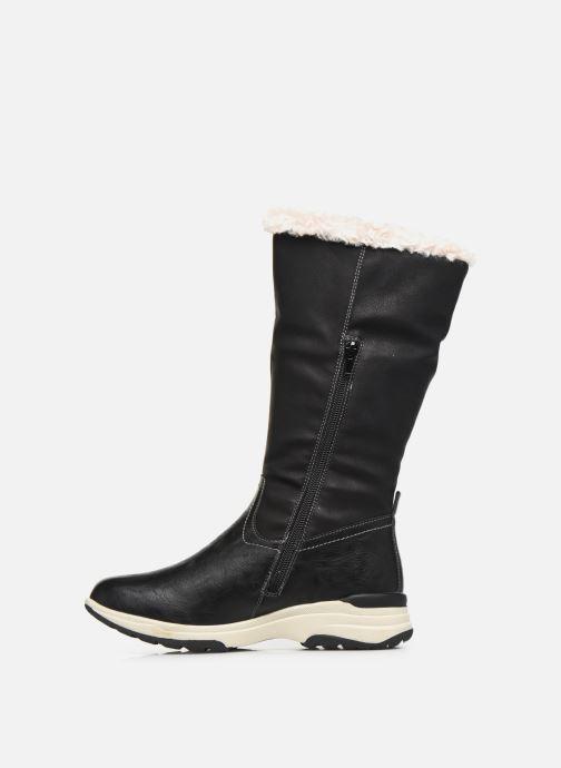Chaussures de sport Kimberfeel Kiana Noir vue face