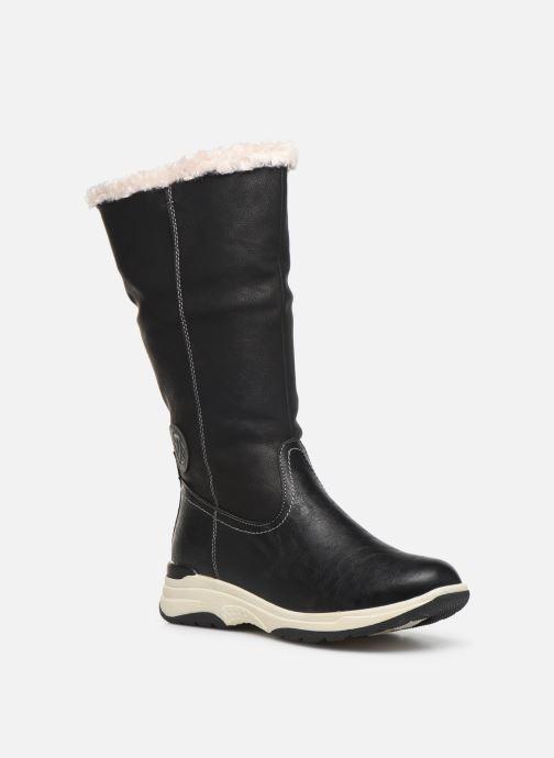 Chaussures de sport Kimberfeel Kiana Noir vue détail/paire
