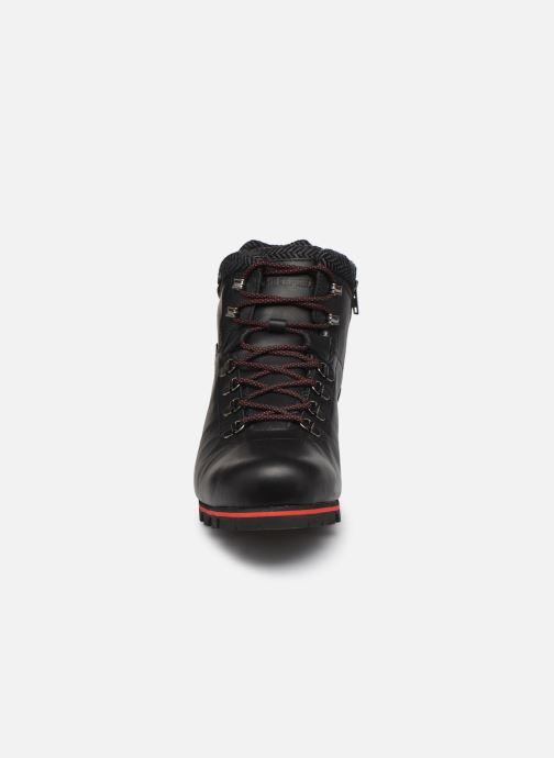 Chaussures de sport Kimberfeel Bruce Noir vue portées chaussures