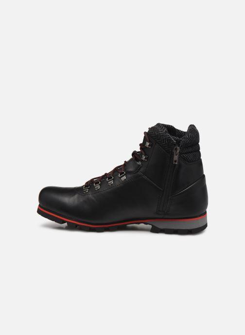 Zapatillas de deporte Kimberfeel Bruce Negro vista de frente