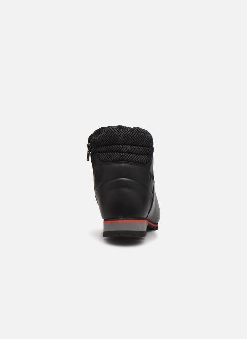 Zapatillas de deporte Kimberfeel Bruce Negro vista lateral derecha