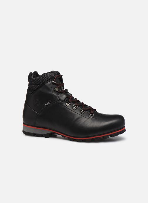 Chaussures de sport Kimberfeel Bruce Noir vue derrière