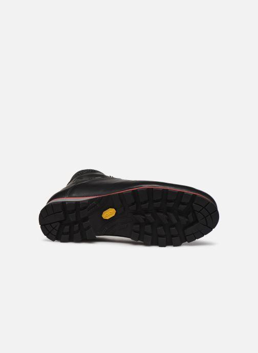 Chaussures de sport Kimberfeel Bruce Noir vue haut