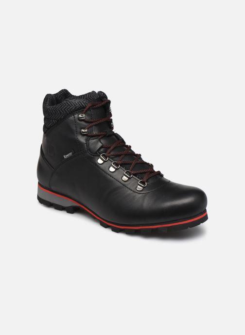 Zapatillas de deporte Kimberfeel Bruce Negro vista de detalle / par