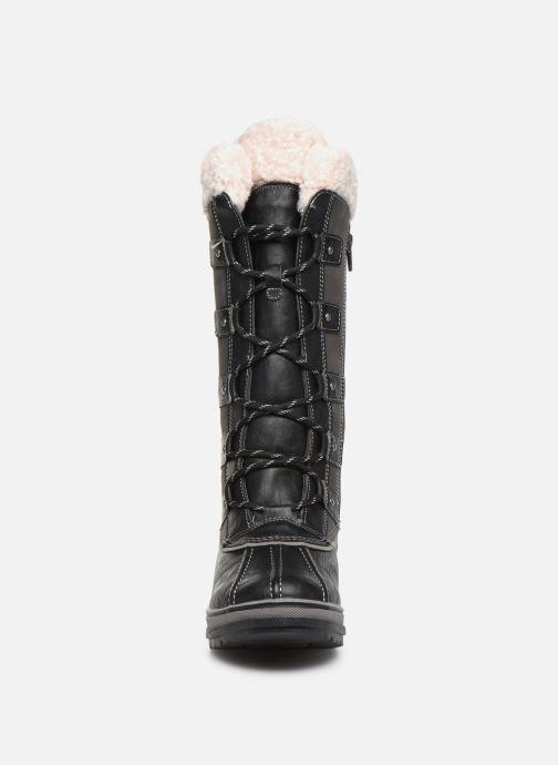 Boots & wellies Kimberfeel Akutan Black model view