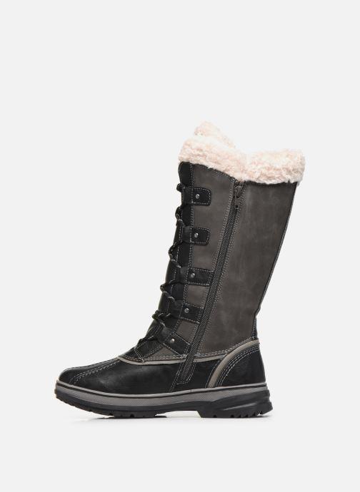 Boots & wellies Kimberfeel Akutan Black front view