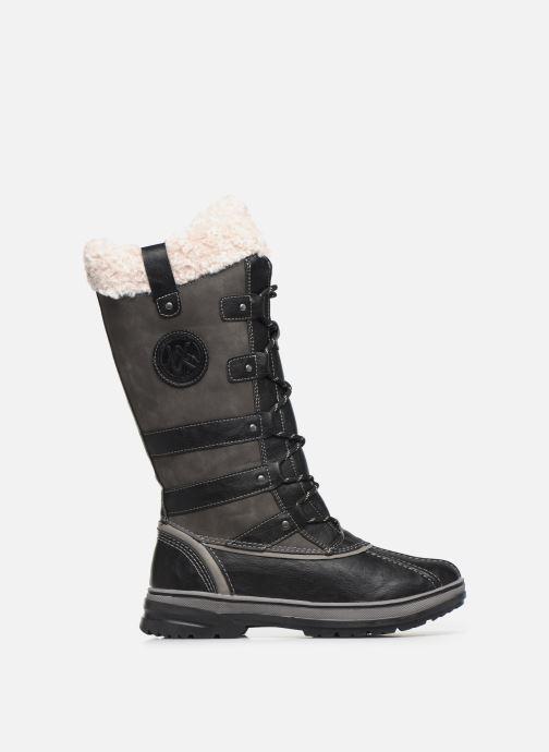 Boots & wellies Kimberfeel Akutan Black back view