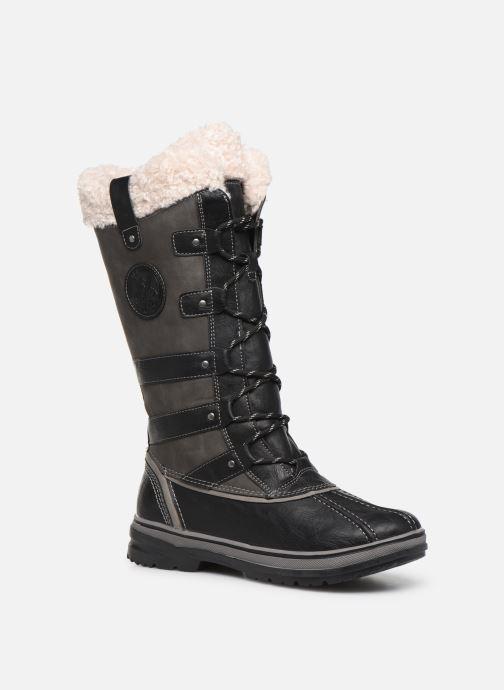 Boots & wellies Kimberfeel Akutan Black detailed view/ Pair view