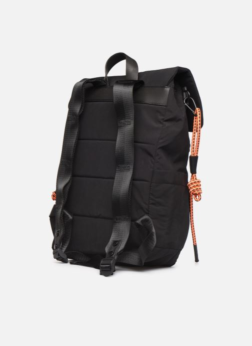 Rucksacks ECOALF ZERMAT BACKPACK Black view from the right