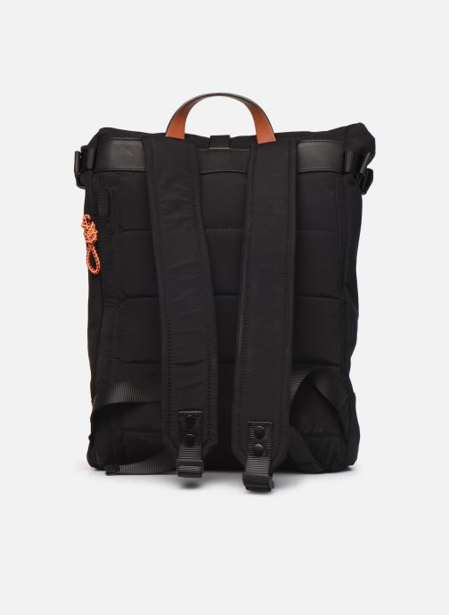 Sacs à dos ECOALF MULTIPOCKET BACKPACK Noir vue face