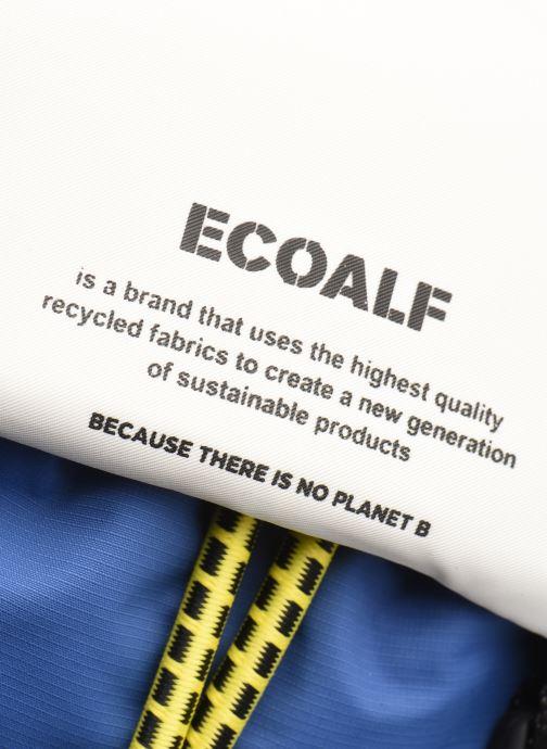Rucksäcke Ecoalf WILD SHERPA BACKPACK blau ansicht von links