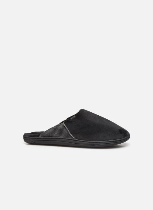 Slippers Dim D ABBOU Black back view
