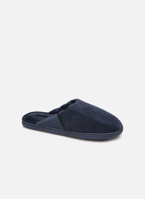 Slippers Dim D AIMON Blue detailed view/ Pair view