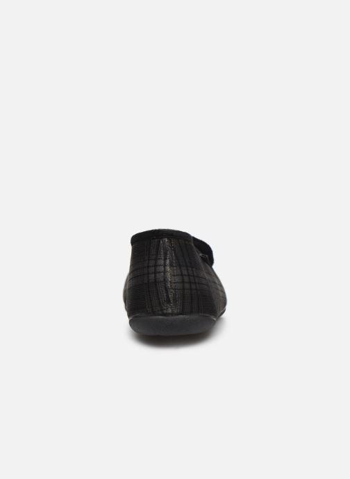 Pantoffels Dim D APRIN Grijs rechts