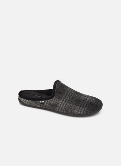 Slippers Dim D AROUN Grey detailed view/ Pair view