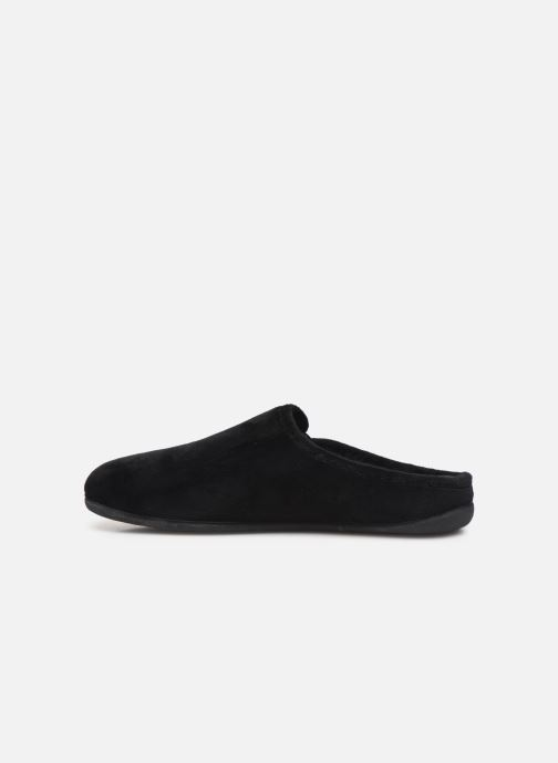 Slippers Dim D AVRIL Black front view