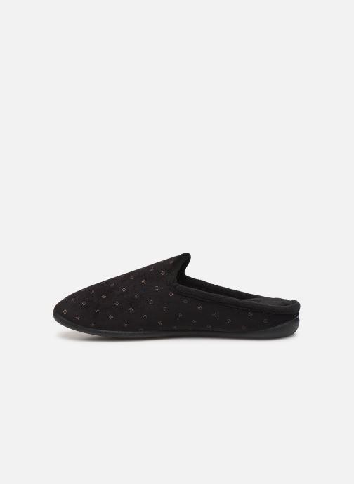 Slippers Dim D NURVEL Black front view