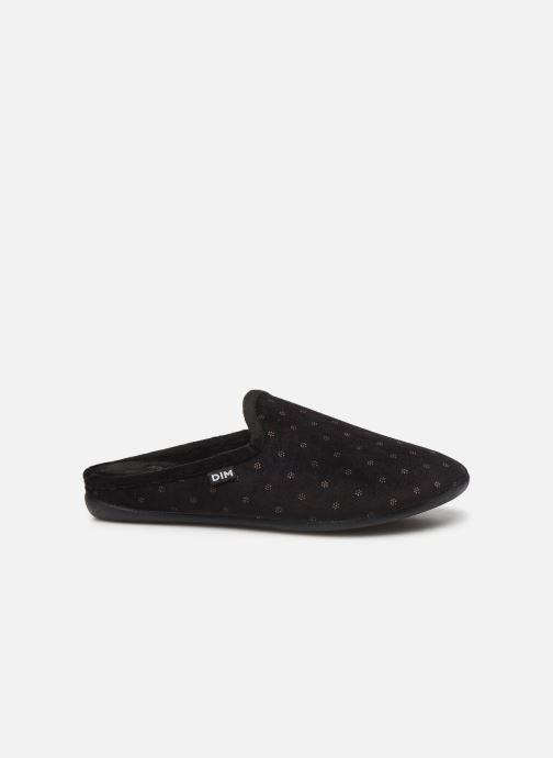 Slippers Dim D NURVEL Black back view