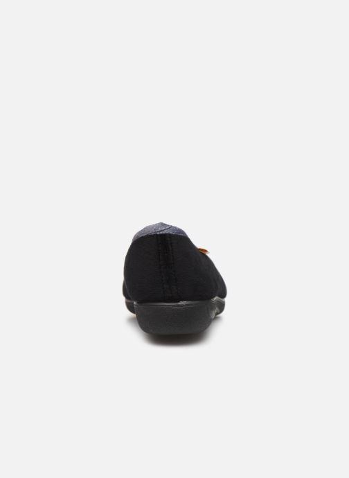 Pantoffels Dim D ZIVOL Zwart rechts