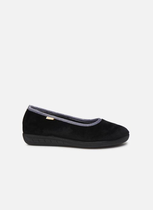 Pantoffels Dim D ZIVOL Zwart achterkant